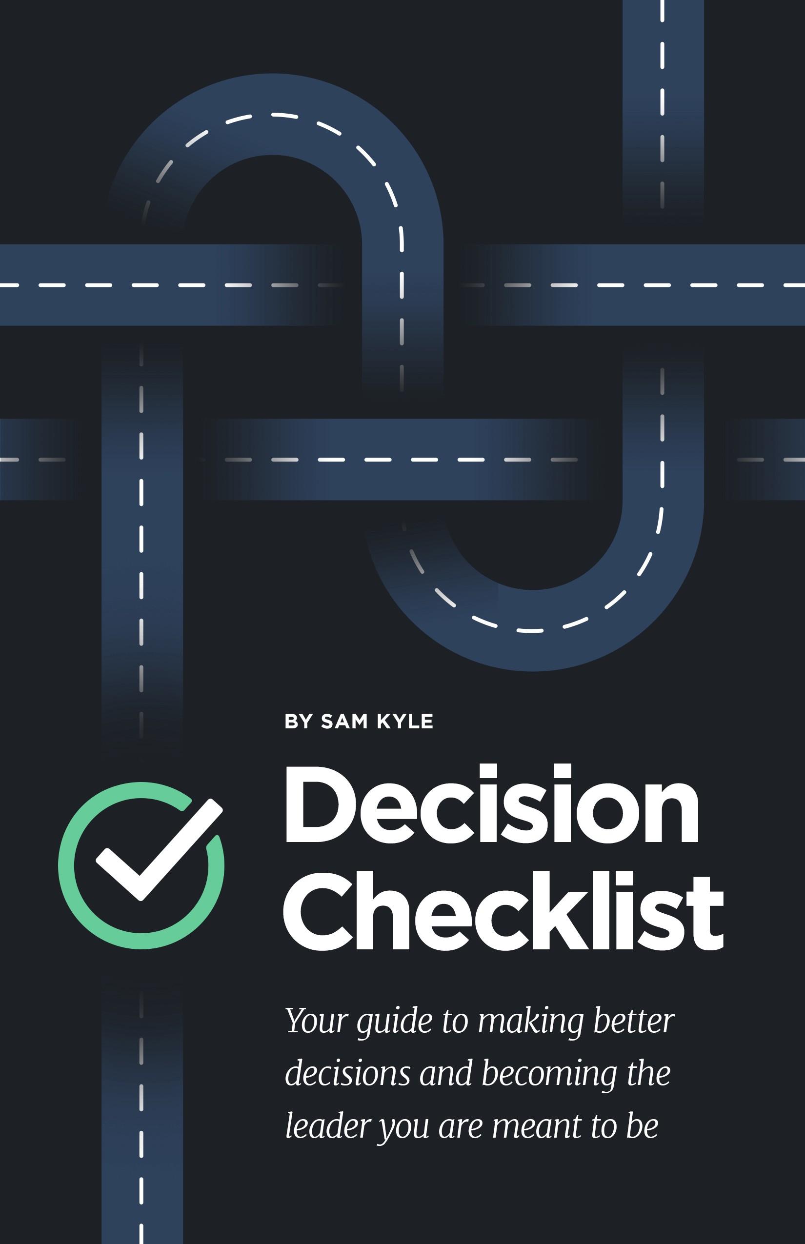 decision checklist